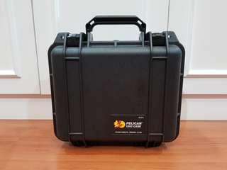 Pelican 1200 Case with Foam (free delivery)