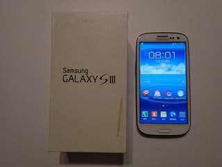 Samsung SIII 三星 S3 全套 Full Set