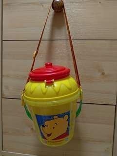 TOKYO DISNEYLAND 爆谷膠盒桶
