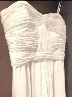 🈹$280🈹(BCBG) Max and Cleo Chiffon Gown