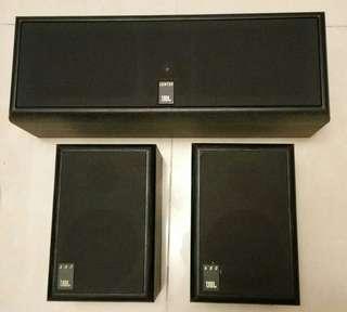 JBL Center Speaker Rear Speaker 中置後置啦叭