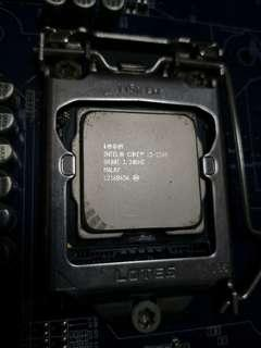 Intel i5 - 2500 Cpu only