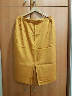 Lady skirt (Yellow Gold)