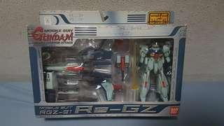 Mobile Suit In Action - Re-Gz
