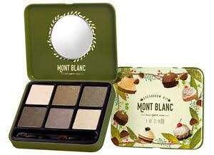 NEW! 1028 Visual Therapy Mont Blanc Eyeshadow Kit