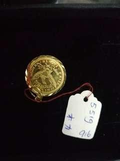 916 gold 5.51g