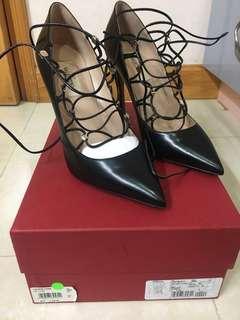 Valentino Ankle Strap Heels (Brand New)