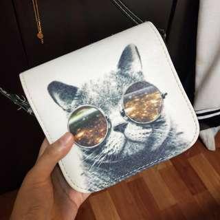 🚚 貓咪小方包