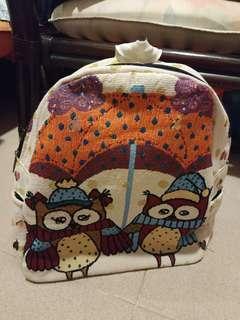 Couple Owl Fashion Backpack #OCT10