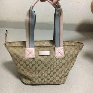 Authentic GUCCI bag Price Reduced