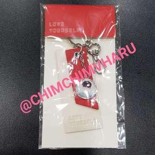 BTS Love Yourself Official Keyring - Jungkook (Ready stock - Limited 1 pc only)
