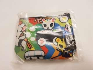 Jujube coin purse - sushi cars