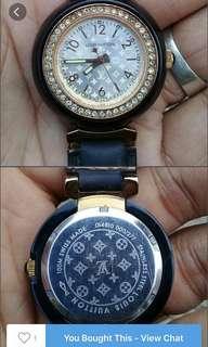 Louis vouitton watch like original