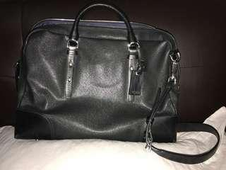 Tumi Forrest Attache Black Laptop Bag