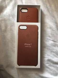 apple leather case
