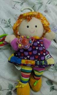 #lamaze doll #OCT10