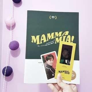 🍯 WTT 🍯 SF9 mammamia special edition photocards
