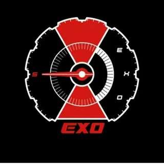 (NONPROFIT GROUP ORDER) EXO 2018 COMEBACK ALBUM - DON'T MESS UP MY TEMPO