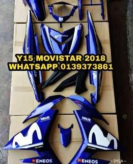 Y15ZR MOVISTAR 2018 ORI HLY COVERSET