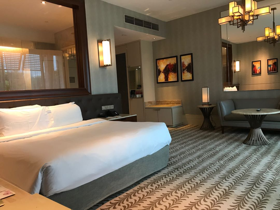 equarius hotela deluxe room room u203c2d1n equarius hotel deluxe king room 6th oct 2018 entertainment attractions on carousell 2d1n entertainment