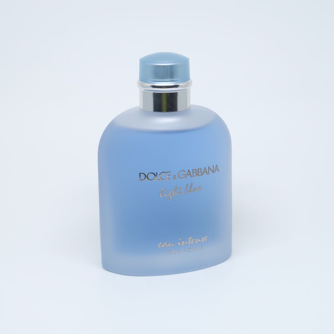 5mL Decant  DOLCE   GABBANA Light Blue Pour Homme Eau Intense ... fe3d00c4c6e2