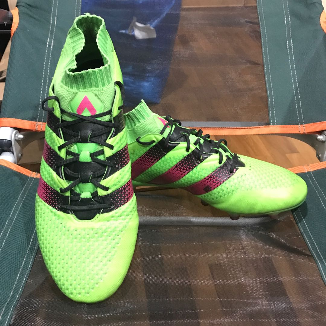 sneakers for cheap 26206 98f34 Adidas Ace Primeknit 16.1 HG