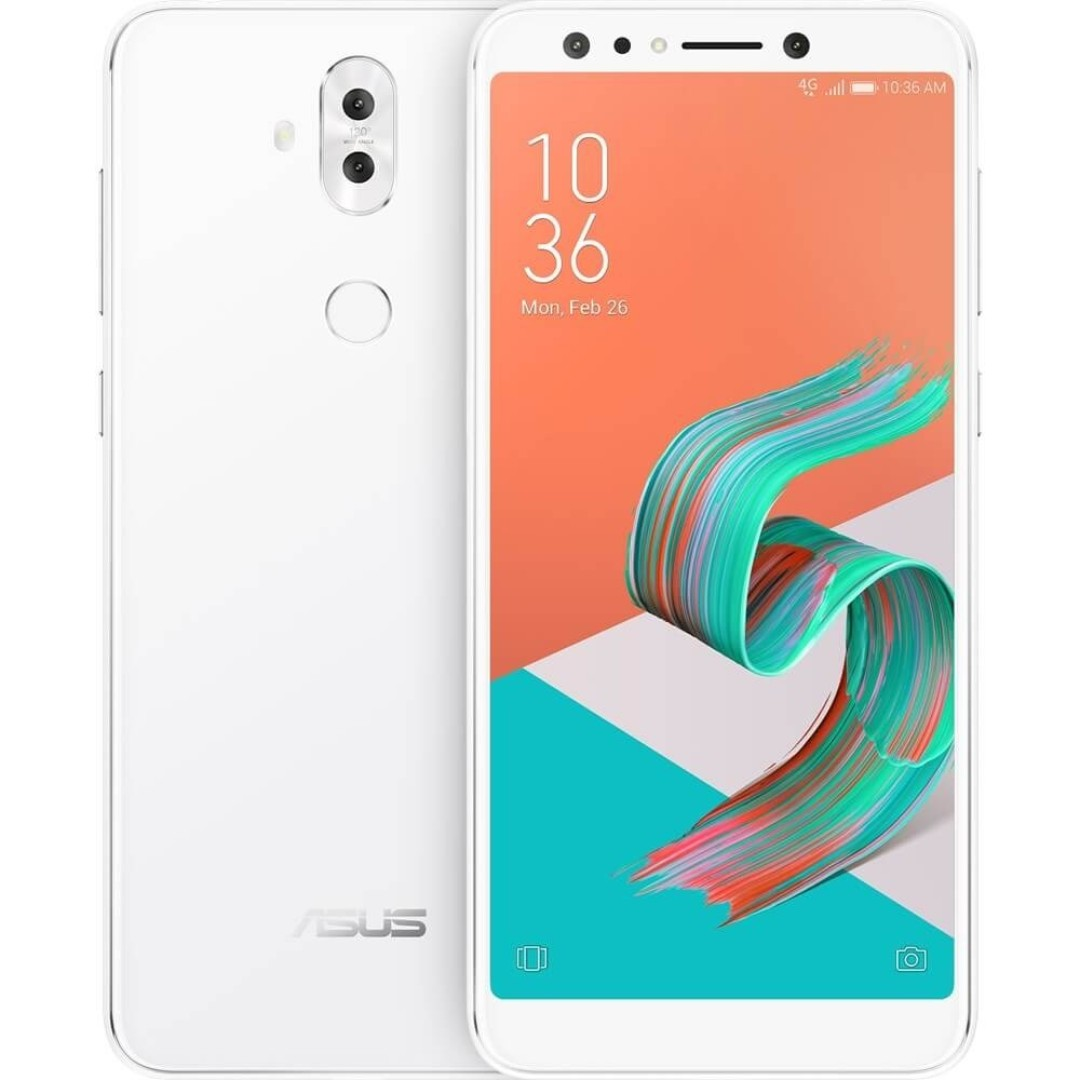 Asus Zenfone 5q Purchase Sep18 With Receipt Mobile Phones Tablets Max Zc550kl 2gb 32gb White Android Others On Carousell