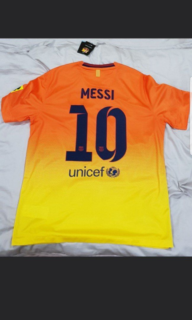 quality design 7f025 fd1a9 Authentic Barcelona away jersey 2012 - 2013 brand new
