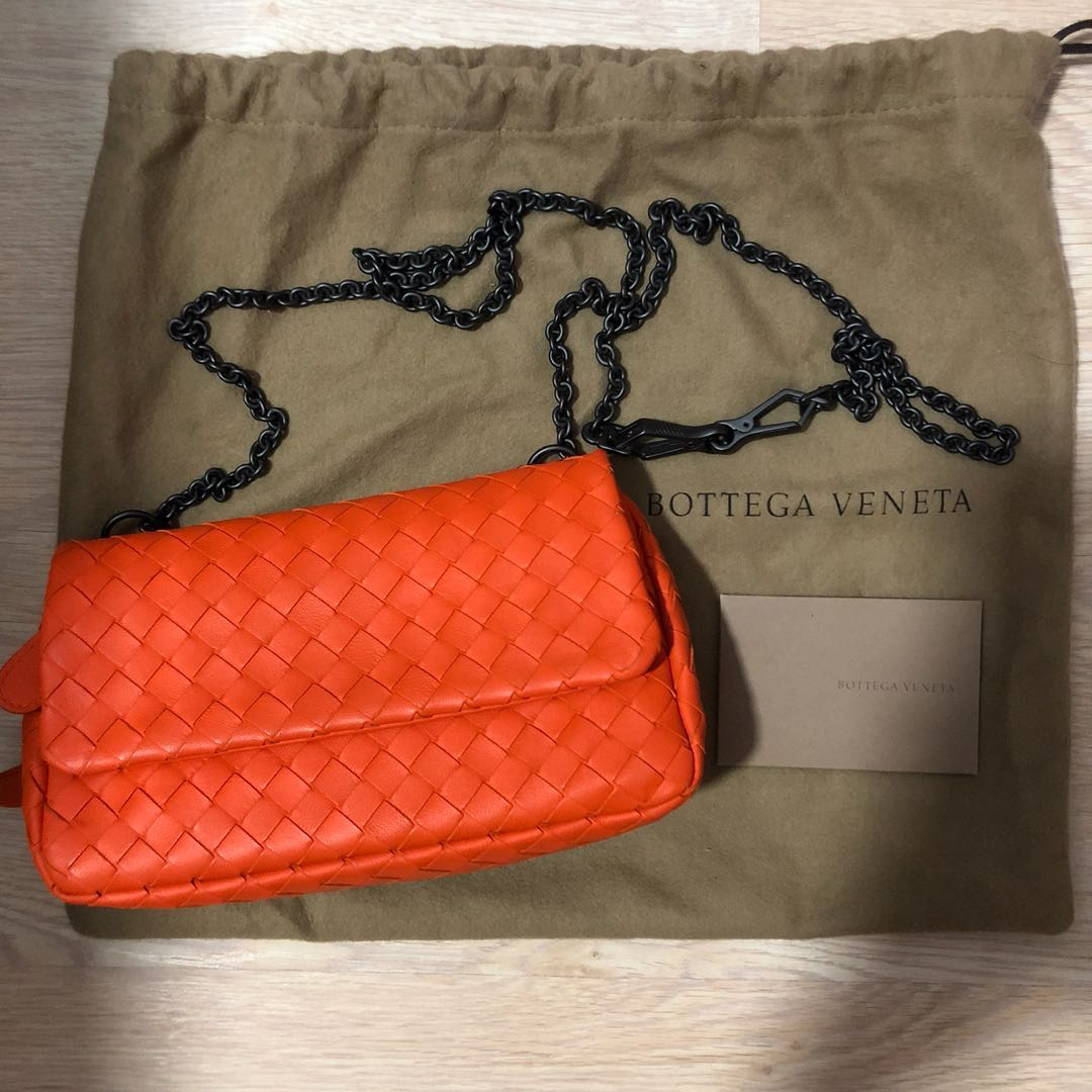 Authentic Bottega Venetta bag a27905ebd6043