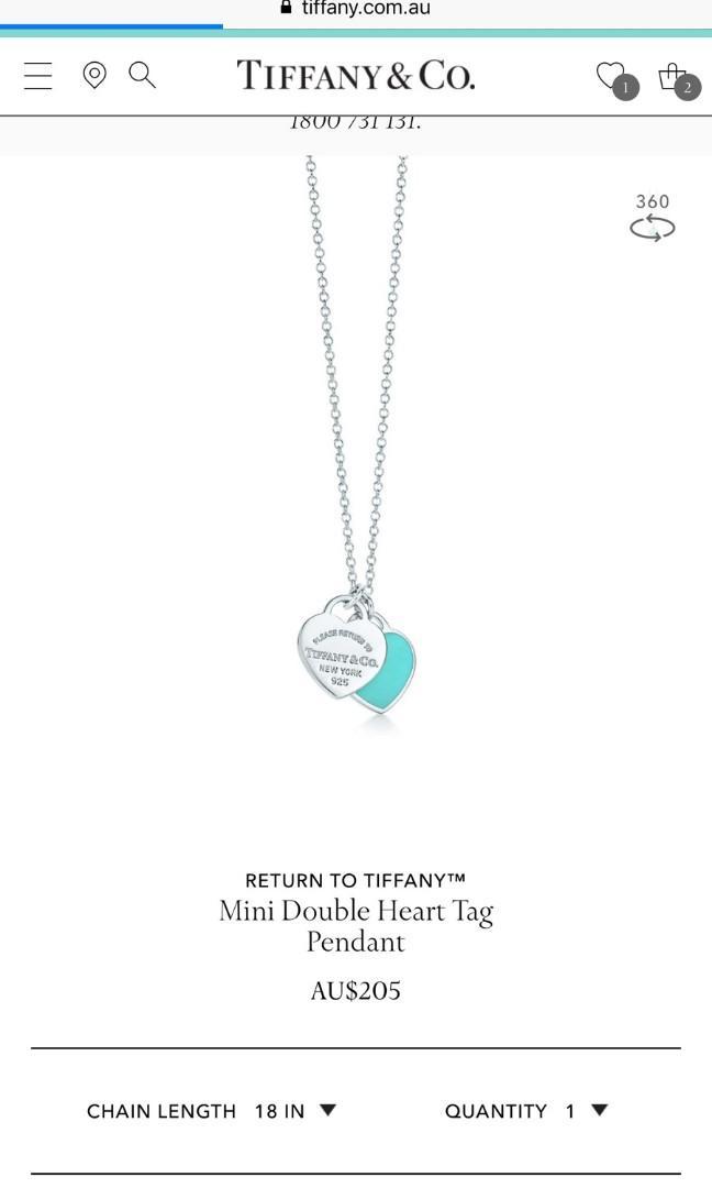 Authentic Tiffany & Co.