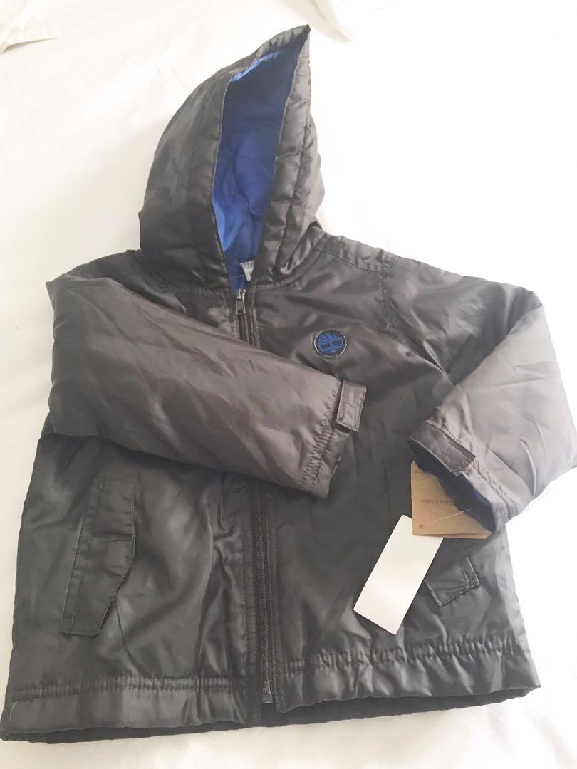 3c0da99467 Authentic Winter Jacket Timberland size 3T, Babies & Kids, Boys ...