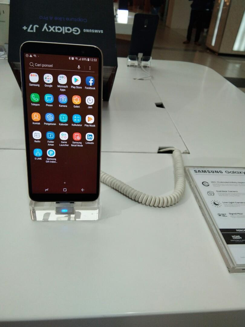 Bisa cicil Samsung Galaxy J8 tanpa CC, Mobile Phones