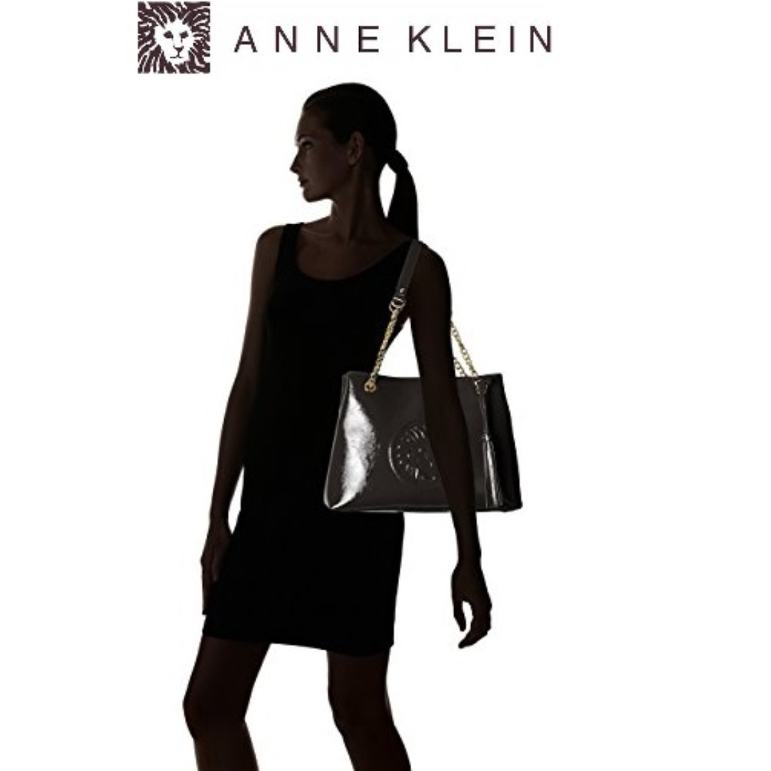c41c2f6682 Bnew Authentic Anne Klein Leo Legacy VI Black Tote Bag