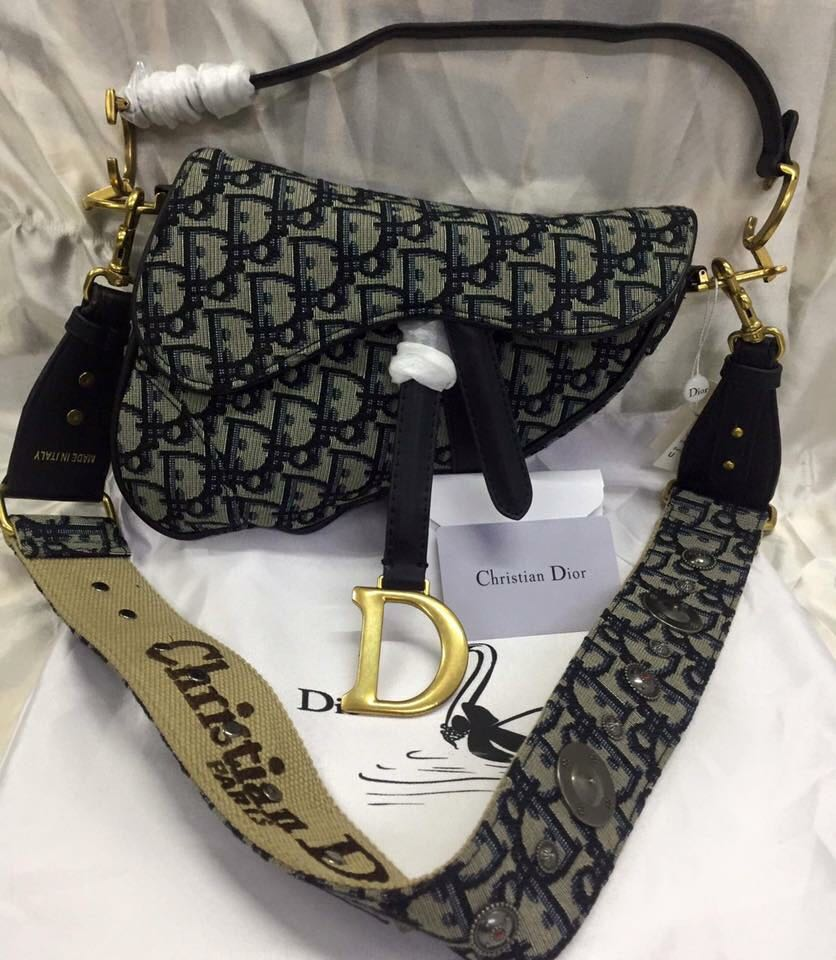 Authentic quality christian dior saddle bag women fashion bags wallets on  carousell jpg 836x960 Authentic christian ad02d3214346f