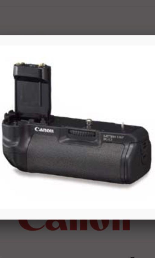 Canon BG-E3 Vertical Grip/Battery Holder for Canon EOS 350D