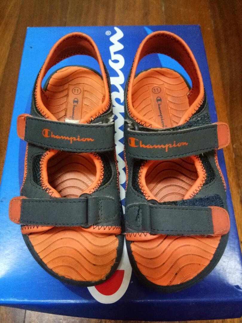 Champion Sports Sandals for KIDS