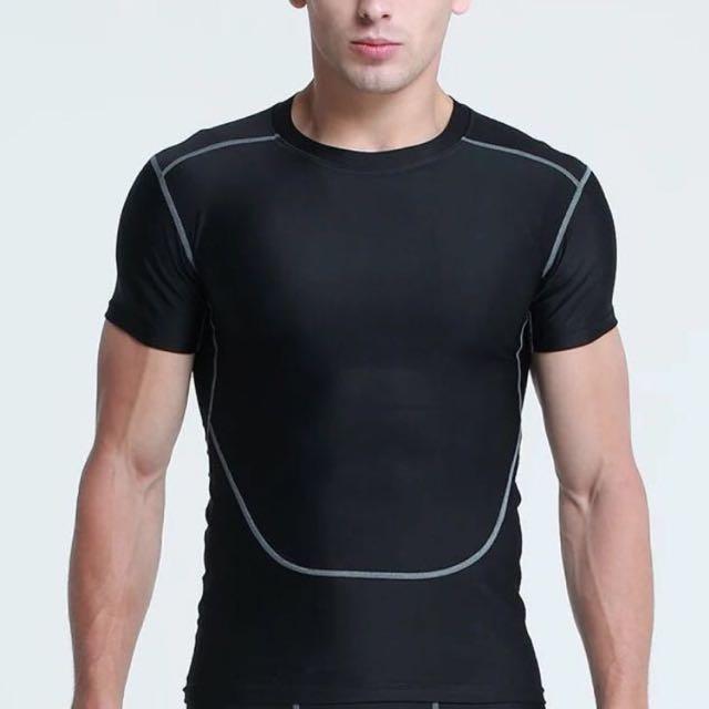 Compression Wear Black
