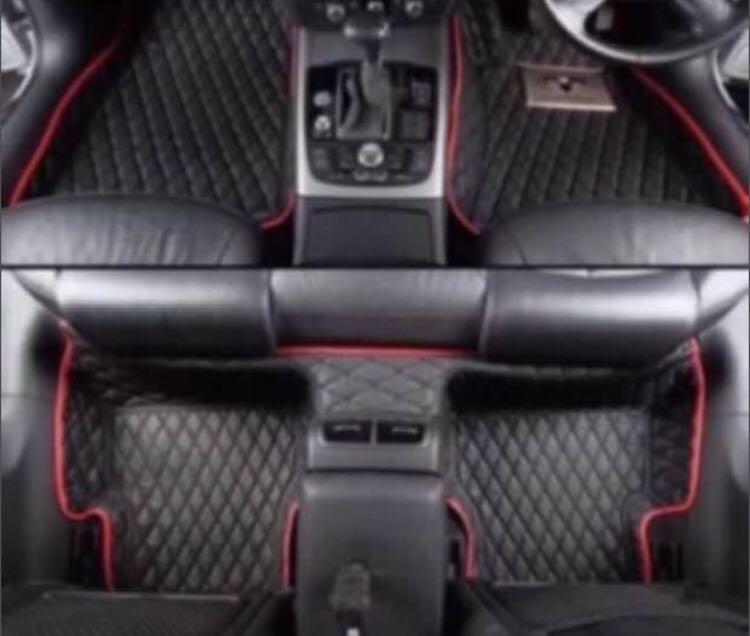 Customcar Interior Mat Thick And Durable Material Car Accessories