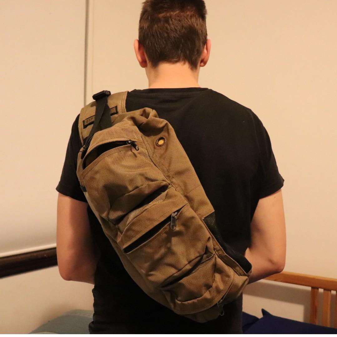 GAP sling backpack