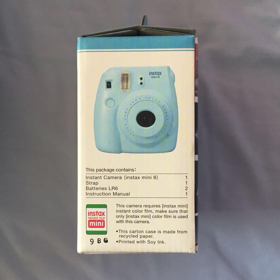 Instax Polaroid