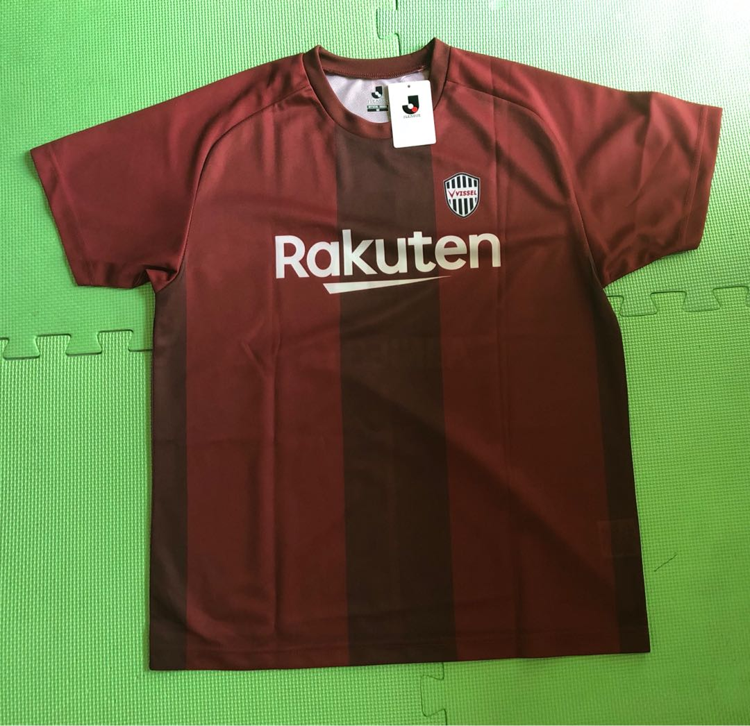 2698adcd5fd1 J league Authentic Vissel Kobe Andre Iniesta Training Kit ( M size ...
