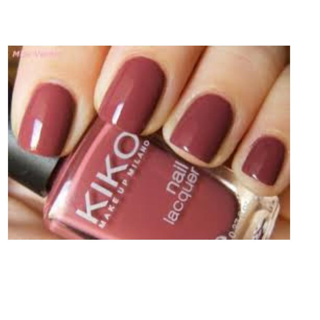 Kiko Smart Fast Dry Nail Lacquer, Health & Beauty, Hand