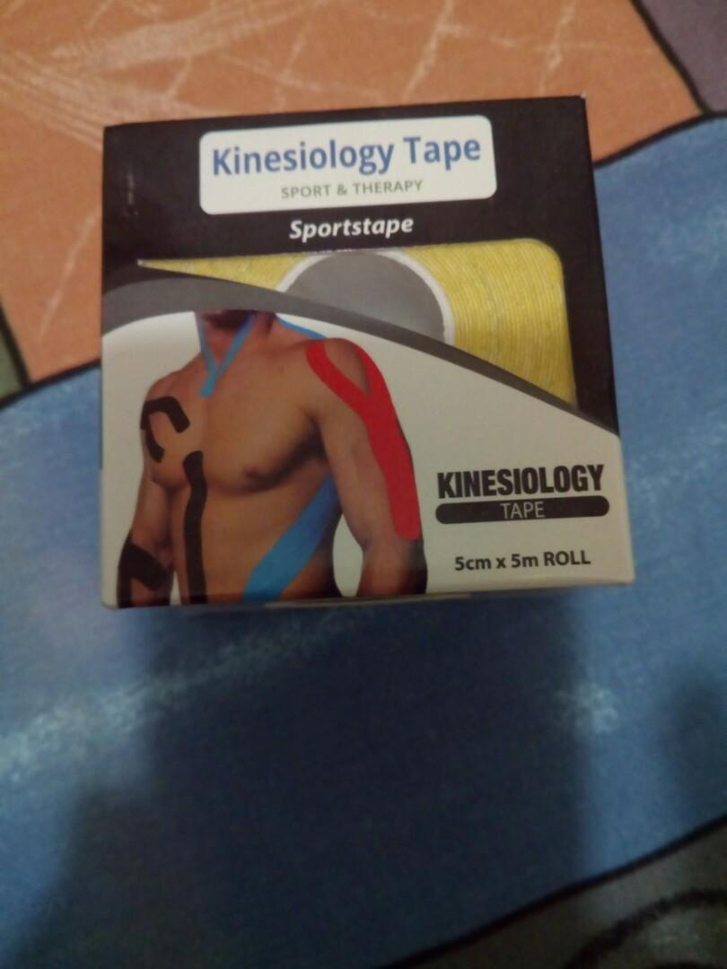 Kinesiology Tape肌肉運動貼