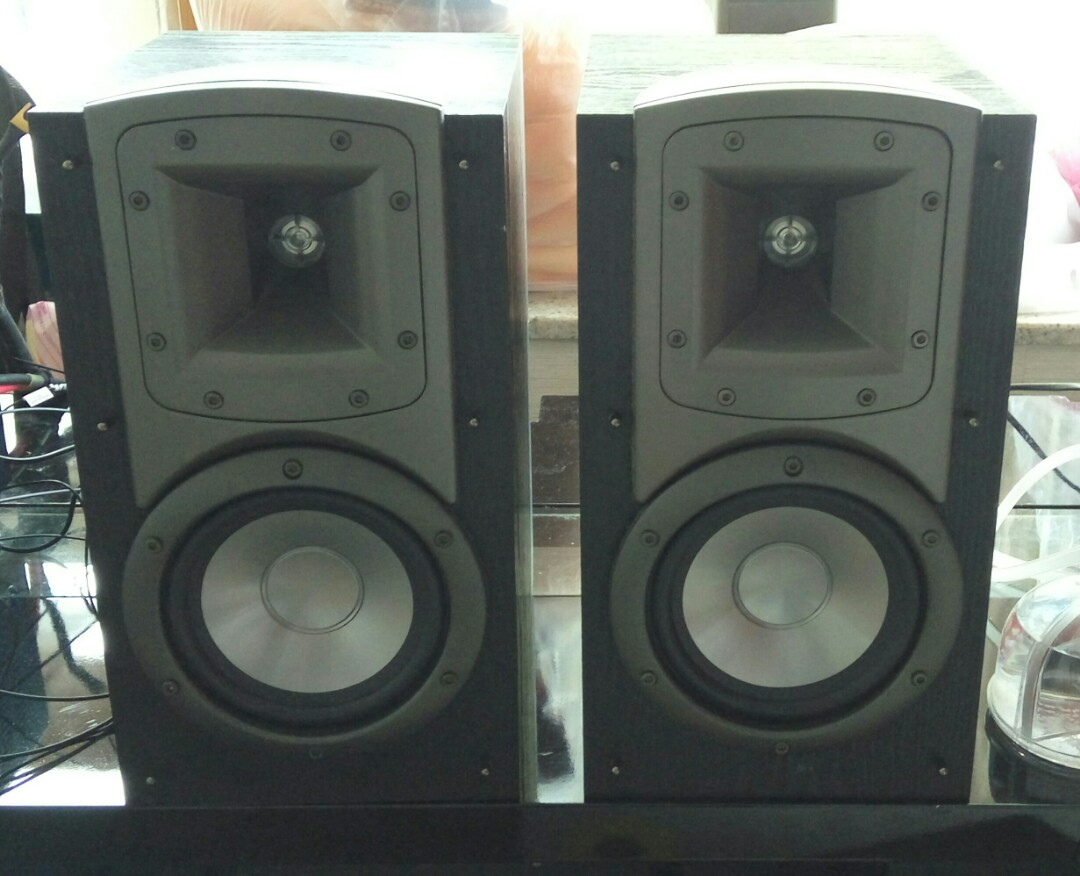 Klipsch Synergy B2 Bookshelf Speakers Electronics Audio On Carousell