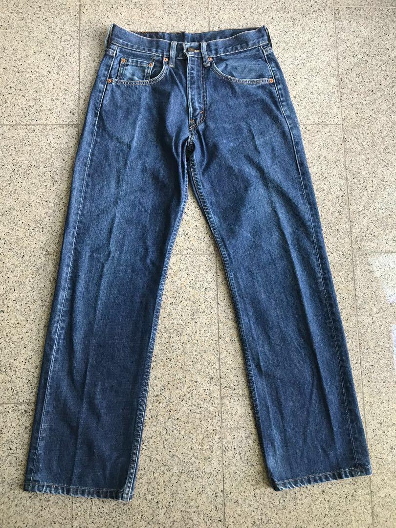 61f22f8827 Levi's 512 Denim Jeans W29 L32, Women's Fashion, Clothes, Pants ...