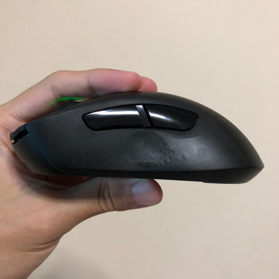 Logitech G403 Wireless Gaming Mouse, Electronics, Computer