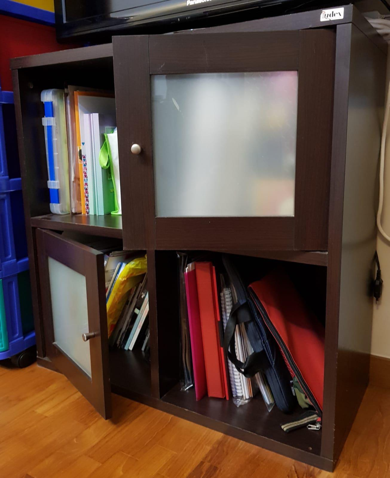 Low Height Book Shelf Cabinet Furniture Shelves
