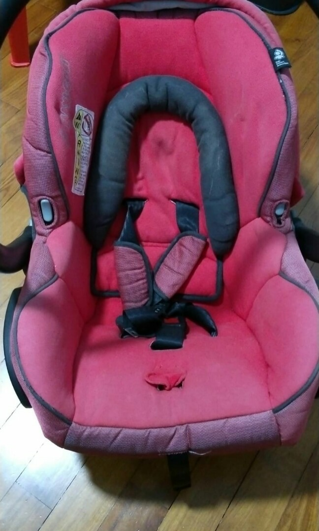 Maxi Cosi Baby Car Seat Babies Kids Strollers Bags Carriers On Carousell