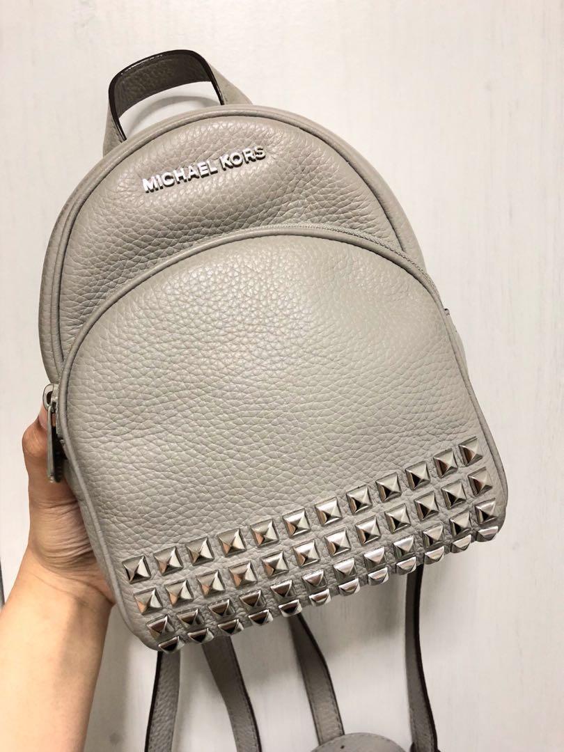 3a54f30a69a3 Michael Kors mini backpack, Luxury, Bags & Wallets, Backpacks on ...