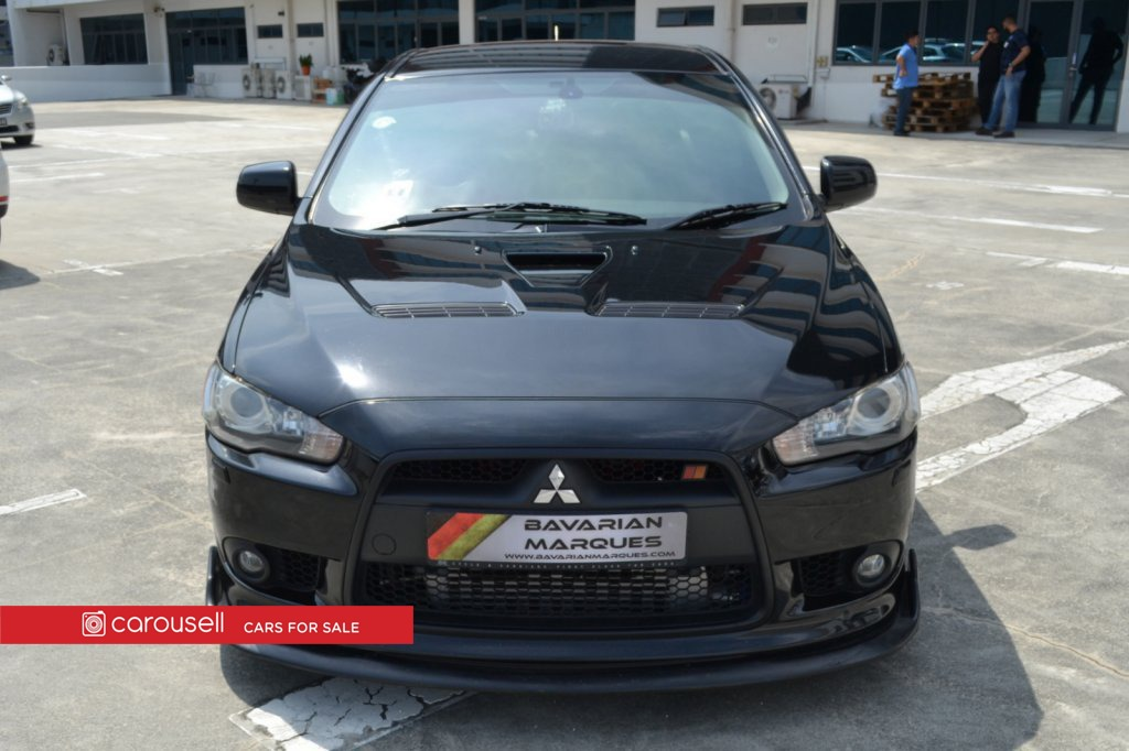 mitsubishi lancer ex 2 0a ralliart turbo cars cars for sale on rh sg carousell com